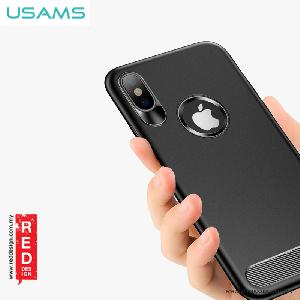 Picture of USAMS Muze Series Protection Case for Apple iPhone 8 - Black Apple iPhone 8- Apple iPhone 8 Cases, Apple iPhone 8 Covers, iPad Cases and a wide selection of Apple iPhone 8 Accessories in Malaysia, Sabah, Sarawak and Singapore