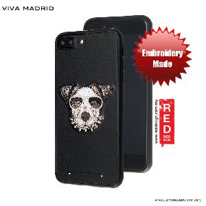 Picture of Viva Madrid  Embroidery Fashion Artwork Back Case for Apple iPhone 6S Plus 5.5 iPhone 7 Plus iPhone 8 Plus 5.5 - Pup Star Apple iPhone 8 Plus- Apple iPhone 8 Plus Cases, Apple iPhone 8 Plus Covers, iPad Cases and a wide selection of Apple iPhone 8 Plus Accessories in Malaysia, Sabah, Sarawak and Singapore