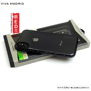 Picture of Viva Madrid Glosa Sheen TPU Soft Case for Apple iPhone X (Jet Black) Apple iPhone X- Apple iPhone X Cases, Apple iPhone X Covers, iPad Cases and a wide selection of Apple iPhone X Accessories in Malaysia, Sabah, Sarawak and Singapore