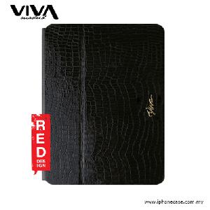 Picture of Viva Madrid Moda Ardiente Collection Genuine Leather Case for iPad Air - Black Apple iPad Air- Apple iPad Air Cases, Apple iPad Air Covers, iPad Cases and a wide selection of Apple iPad Air Accessories in Malaysia, Sabah, Sarawak and Singapore