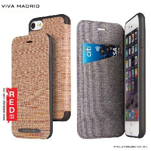 Picture of Viva Madrid Atleta Flip Cover Case for Apple iPhone 7 iPhone 8 4.7 - Brown Apple iPhone 8- Apple iPhone 8 Cases, Apple iPhone 8 Covers, iPad Cases and a wide selection of Apple iPhone 8 Accessories in Malaysia, Sabah, Sarawak and Singapore