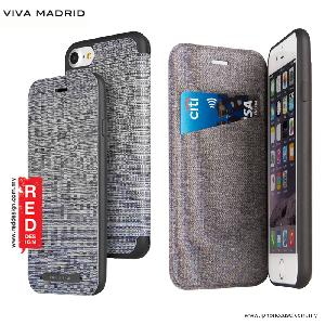 Picture of Viva Madrid Atleta Flip Cover Case for Apple iPhone 7 iPhone 8 4.7 - Grey Apple iPhone 8- Apple iPhone 8 Cases, Apple iPhone 8 Covers, iPad Cases and a wide selection of Apple iPhone 8 Accessories in Malaysia, Sabah, Sarawak and Singapore