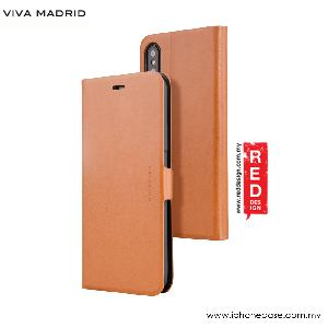 Picture of Viva Madrid Finura Cierre Flip Wallet Case for Apple iPhone X (Brown) Apple iPhone X- Apple iPhone X Cases, Apple iPhone X Covers, iPad Cases and a wide selection of Apple iPhone X Accessories in Malaysia, Sabah, Sarawak and Singapore