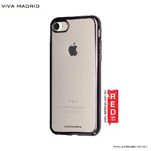 Picture of Viva Madrid Metalico Flex Series Soft TPU for Apple iPhone 7 iPhone 8 4.7 - Jet Black Apple iPhone 8- Apple iPhone 8 Cases, Apple iPhone 8 Covers, iPad Cases and a wide selection of Apple iPhone 8 Accessories in Malaysia, Sabah, Sarawak and Singapore