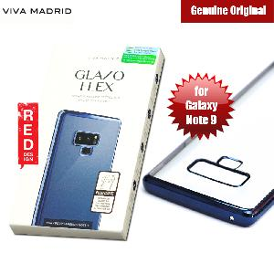 Picture of Viva Madrid Glazo Flex Soft Case for Samsung Galaxy Note 9 (Blue) Samsung Galaxy Note 9- Samsung Galaxy Note 9 Cases, Samsung Galaxy Note 9 Covers, iPad Cases and a wide selection of Samsung Galaxy Note 9 Accessories in Malaysia, Sabah, Sarawak and Singapore