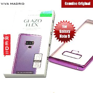 Picture of Viva Madrid Glazo Flex Soft Case for Samsung Galaxy Note 9 (Purple) Samsung Galaxy Note 9- Samsung Galaxy Note 9 Cases, Samsung Galaxy Note 9 Covers, iPad Cases and a wide selection of Samsung Galaxy Note 9 Accessories in Malaysia, Sabah, Sarawak and Singapore