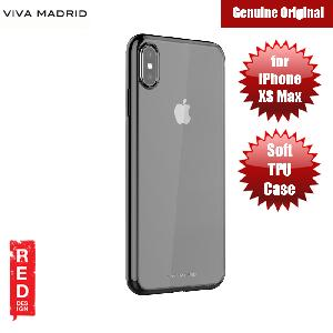 Picture of Viva Madrid Glazo Flex Soft TPU Case for Apple iPhone XS Max (Black) Apple iPhone XS Max- Apple iPhone XS Max Cases, Apple iPhone XS Max Covers, iPad Cases and a wide selection of Apple iPhone XS Max Accessories in Malaysia, Sabah, Sarawak and Singapore