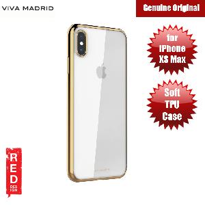 Picture of Viva Madrid Glazo Flex Soft TPU Case for Apple iPhone XS Max (Gold) Apple iPhone XS Max- Apple iPhone XS Max Cases, Apple iPhone XS Max Covers, iPad Cases and a wide selection of Apple iPhone XS Max Accessories in Malaysia, Sabah, Sarawak and Singapore