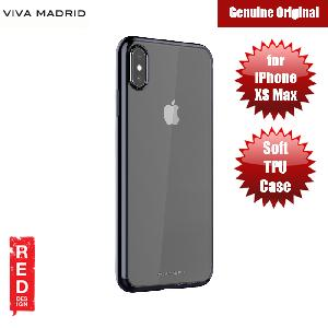 Picture of Viva Madrid Glazo Flex Soft TPU Case for Apple iPhone XS Max (Gunmetal) Apple iPhone XS Max- Apple iPhone XS Max Cases, Apple iPhone XS Max Covers, iPad Cases and a wide selection of Apple iPhone XS Max Accessories in Malaysia, Sabah, Sarawak and Singapore