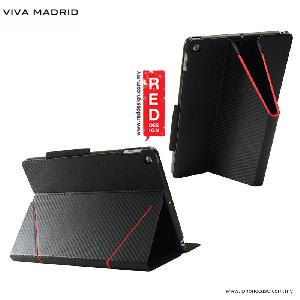 Picture of Viva Madrid Grafito Flip Cover Stand Case for iPad 9.7 2017 - Black Apple iPad 9.7 2017- Apple iPad 9.7 2017 Cases, Apple iPad 9.7 2017 Covers, iPad Cases and a wide selection of Apple iPad 9.7 2017 Accessories in Malaysia, Sabah, Sarawak and Singapore