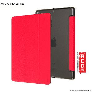 Picture of Viva Madrid Sabio Hexe Collection Flip Cover Stand Case for Apple iPad 9.7 2017 - Red Apple iPad 9.7 2017- Apple iPad 9.7 2017 Cases, Apple iPad 9.7 2017 Covers, iPad Cases and a wide selection of Apple iPad 9.7 2017 Accessories in Malaysia, Sabah, Sarawak and Singapore