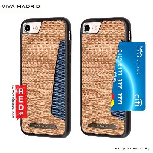Picture of Viva Madrid Card Case Atleta Series for iPhone 7 iPhone 8 4.7 - Brown Apple iPhone 8- Apple iPhone 8 Cases, Apple iPhone 8 Covers, iPad Cases and a wide selection of Apple iPhone 8 Accessories in Malaysia, Sabah, Sarawak and Singapore