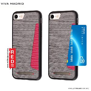 Picture of Viva Madrid Card Case Atleta Series for iPhone 7 iPhone 8 4.7 - Grey Apple iPhone 8- Apple iPhone 8 Cases, Apple iPhone 8 Covers, iPad Cases and a wide selection of Apple iPhone 8 Accessories in Malaysia, Sabah, Sarawak and Singapore