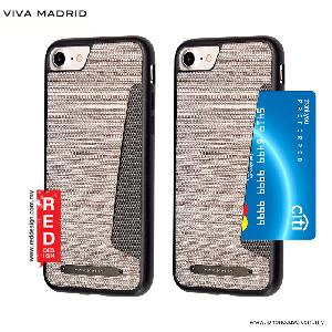 Picture of Viva Madrid Card Case Atleta Series for iPhone 7 iPhone 8 4.7 - White Apple iPhone 8- Apple iPhone 8 Cases, Apple iPhone 8 Covers, iPad Cases and a wide selection of Apple iPhone 8 Accessories in Malaysia, Sabah, Sarawak and Singapore