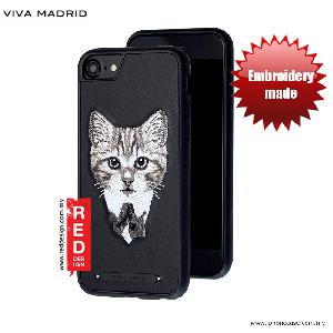 Picture of Viva Madrid  Embroidery Fashion Artwork Back Case for Apple iPhone 6S 4.7 iPhone 7 iPhone 8 4.7 - Feline Fine Apple iPhone 8- Apple iPhone 8 Cases, Apple iPhone 8 Covers, iPad Cases and a wide selection of Apple iPhone 8 Accessories in Malaysia, Sabah, Sarawak and Singapore
