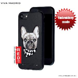 Picture of Viva Madrid  Embroidery Fashion Artwork Back Case for Apple iPhone 6S 4.7 iPhone 7 iPhone 8 4.7 - Pug Life Apple iPhone 8- Apple iPhone 8 Cases, Apple iPhone 8 Covers, iPad Cases and a wide selection of Apple iPhone 8 Accessories in Malaysia, Sabah, Sarawak and Singapore