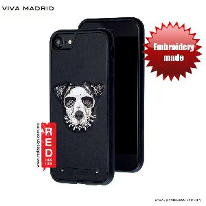 Picture of Viva Madrid  Embroidery Fashion Artwork Back Case for Apple iPhone 6S 4.7 iPhone 7 iPhone 8 4.7 - Pup Star Apple iPhone 8- Apple iPhone 8 Cases, Apple iPhone 8 Covers, iPad Cases and a wide selection of Apple iPhone 8 Accessories in Malaysia, Sabah, Sarawak and Singapore
