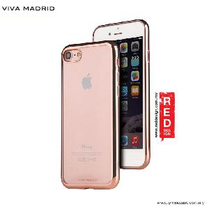 Picture of Viva Madrid Metalico Flex Series Soft TPU for Apple iPhone 7 iPhone 8 4.7 - Rose Gold Apple iPhone 8- Apple iPhone 8 Cases, Apple iPhone 8 Covers, iPad Cases and a wide selection of Apple iPhone 8 Accessories in Malaysia, Sabah, Sarawak and Singapore