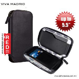 "Picture of Viva Madrid Robusto Universal Weather Proof Wallet Case Phone Pocket for Apple iPhone X Galaxy Note 8 or up to 5.5"" - Black Samsung Galaxy S7 Edge- Samsung Galaxy S7 Edge Cases, Samsung Galaxy S7 Edge Covers, iPad Cases and a wide selection of Samsung Galaxy S7 Edge Accessories in Malaysia, Sabah, Sarawak and Singapore"