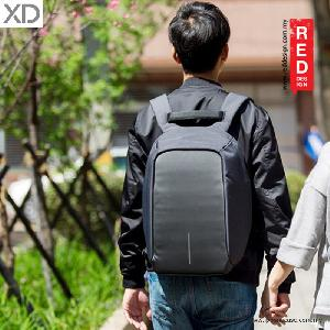 Picture of XD Design Bobby Anti Theft Backpack - Dark Blue Red Design- Red Design Cases, Red Design Covers, iPad Cases and a wide selection of Red Design Accessories in Malaysia, Sabah, Sarawak and Singapore