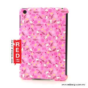 Picture of X-Doria Officially Licensed Hello Kitty  iPad Mini Back Case - Hello Kitty Flowers Apple iPad Mini- Apple iPad Mini Cases, Apple iPad Mini Covers, iPad Cases and a wide selection of Apple iPad Mini Accessories in Malaysia, Sabah, Sarawak and Singapore