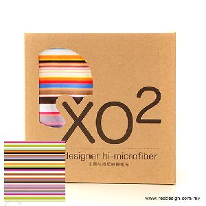 Picture of X02 Design Hi-Microfiber for iPad Camera Laptop Eye Glasses Handkerchief - Chic Stripe 2 iPhone 4- iPhone 4 Cases, iPhone 4 Covers, iPad Cases and a wide selection of iPhone 4 Accessories in Malaysia, Sabah, Sarawak and Singapore