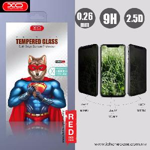 Picture of XO Anti View Ultra Thin Full Screen Tempered Glass for Apple iPhone X PET Soft 3D Curve 0.15 mm (Black Privacy) Apple iPhone X- Apple iPhone X Cases, Apple iPhone X Covers, iPad Cases and a wide selection of Apple iPhone X Accessories in Malaysia, Sabah, Sarawak and Singapore