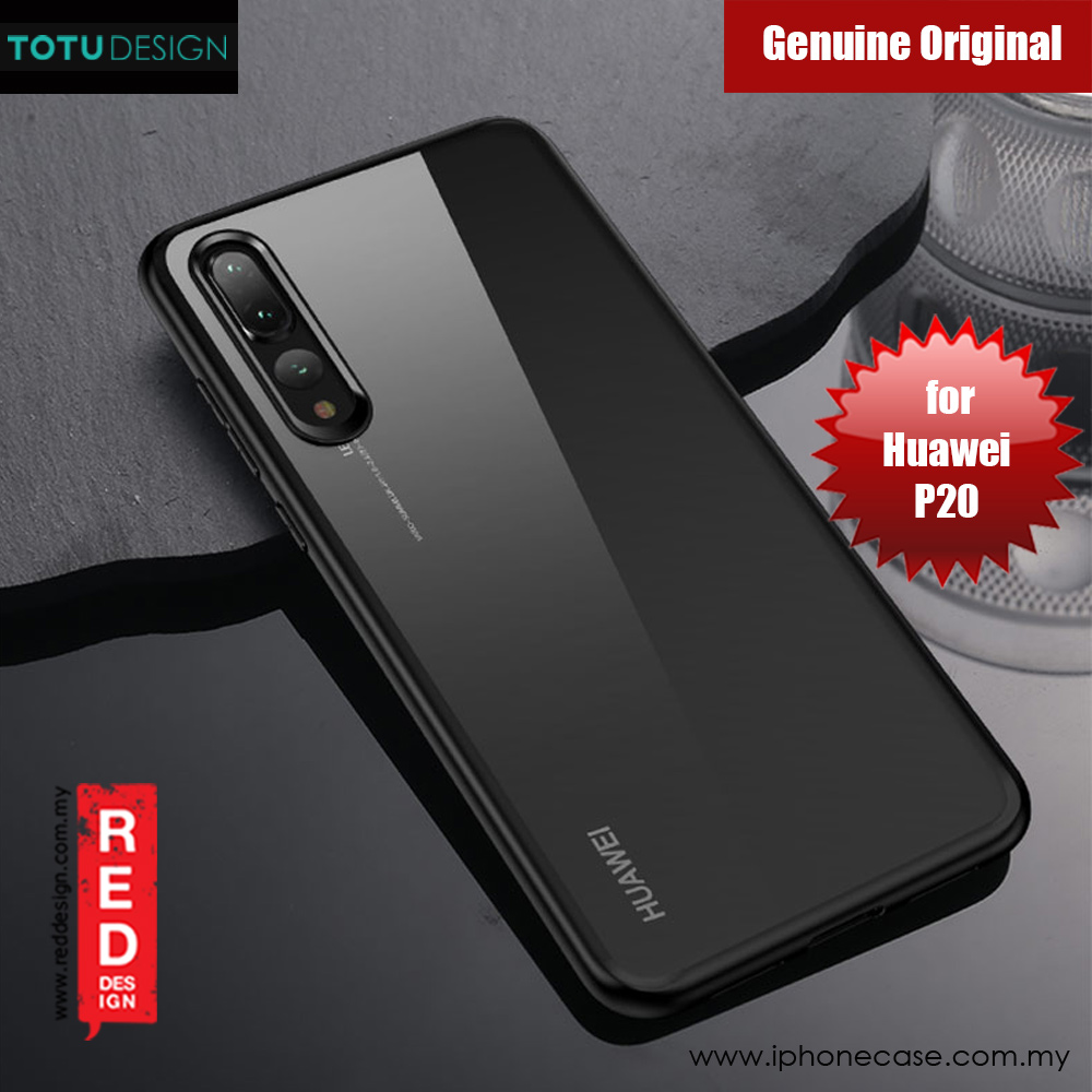 Picture of Totu Crystal Series Protection Case for Huawei P20 (Black) Huawei P20- Huawei P20 Cases, Huawei P20 Covers, iPad Cases and a wide selection of Huawei P20 Accessories in Malaysia, Sabah, Sarawak and Singapore