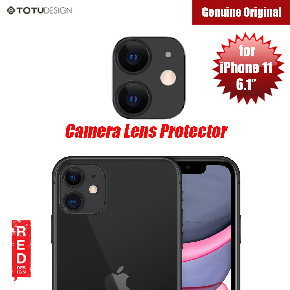 Picture of Totu Series Camera Lens Protection for iPhone 11 6.1 (Black) Apple iPhone 11 6.1- Apple iPhone 11 6.1 Cases, Apple iPhone 11 6.1 Covers, iPad Cases and a wide selection of Apple iPhone 11 6.1 Accessories in Malaysia, Sabah, Sarawak and Singapore