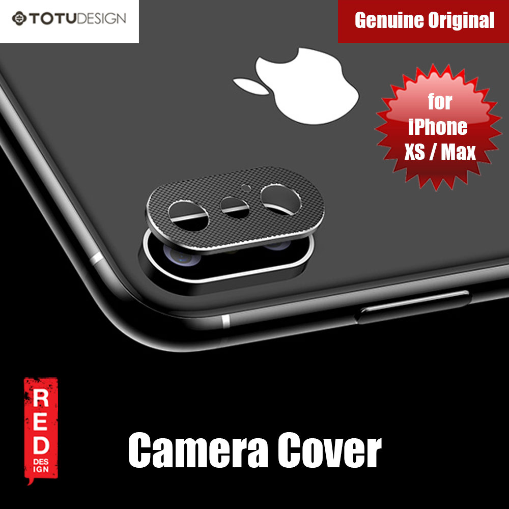 Picture of Totu Series Camera Lens Cover for iPhone XS iPhone XS Max (Black) Apple iPhone X- Apple iPhone X Cases, Apple iPhone X Covers, iPad Cases and a wide selection of Apple iPhone X Accessories in Malaysia, Sabah, Sarawak and Singapore