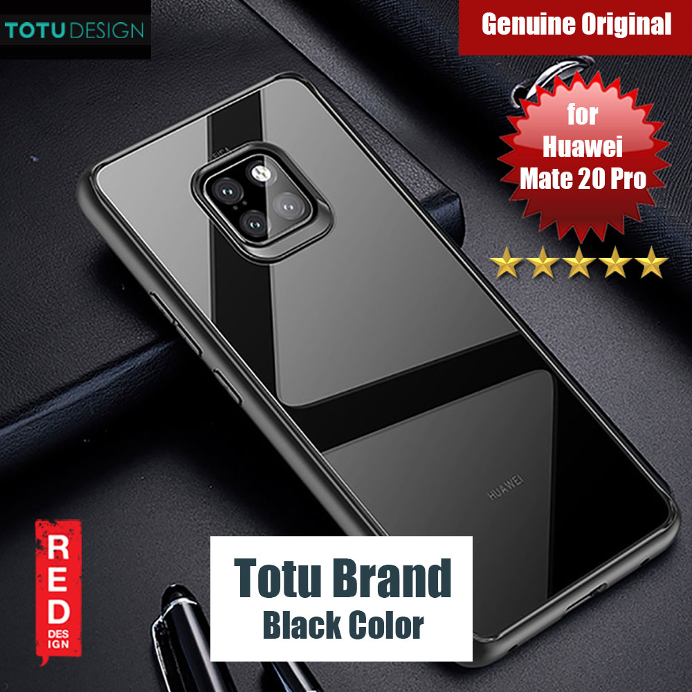 Picture of Totu Crystal Series Protection Case for Huawei Mate 20 Pro (Black) Huawei Mate 20 Pro- Huawei Mate 20 Pro Cases, Huawei Mate 20 Pro Covers, iPad Cases and a wide selection of Huawei Mate 20 Pro Accessories in Malaysia, Sabah, Sarawak and Singapore