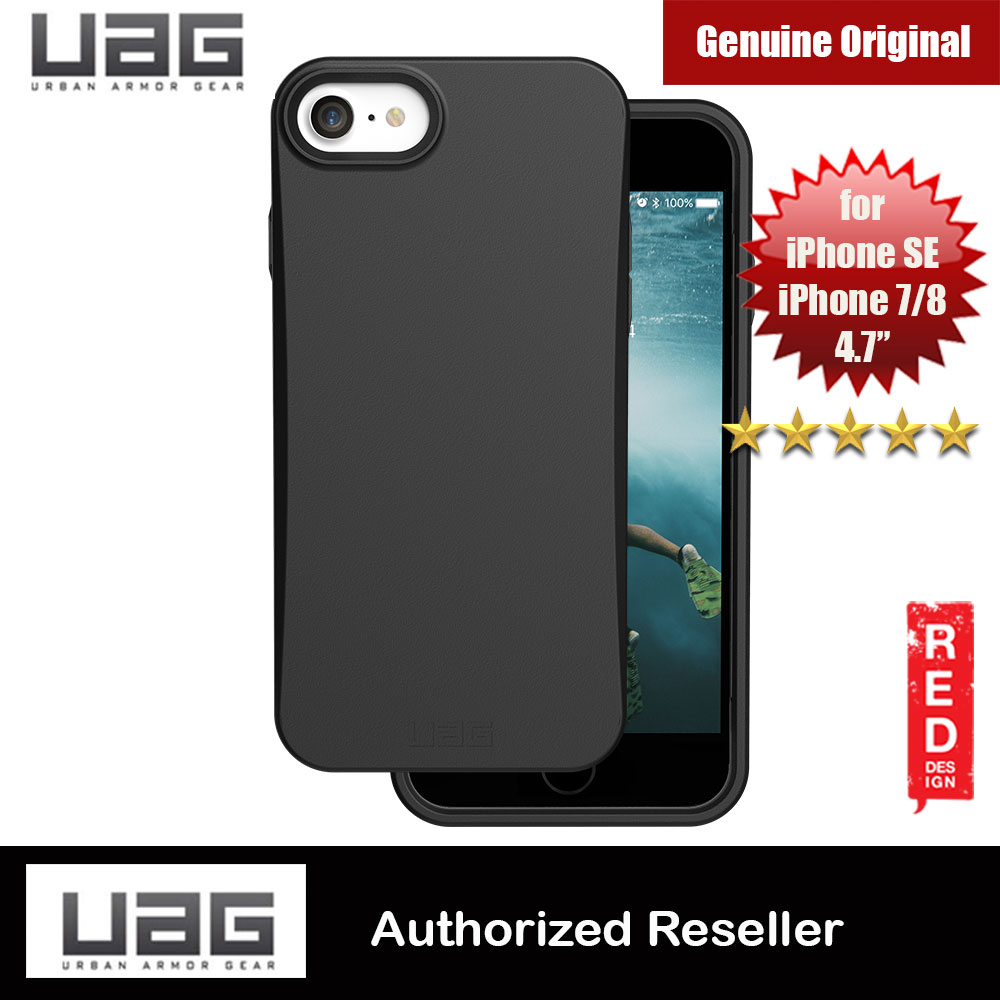 Picture of UAG Biogradable Outback Series Protection Case for Apple iPhone SE 2020 iPhone 7 iPhone 8 (Black) Apple iPhone 7 4.7- Apple iPhone 7 4.7 Cases, Apple iPhone 7 4.7 Covers, iPad Cases and a wide selection of Apple iPhone 7 4.7 Accessories in Malaysia, Sabah, Sarawak and Singapore