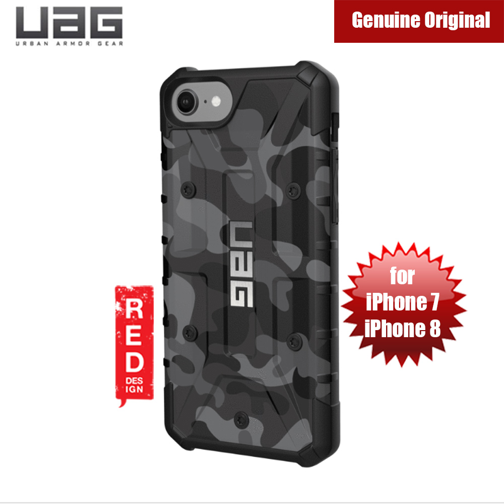 Picture of UAG Pathfinder Camo Series Case for Apple iPhone 6s iPhone 7 iPhone 8 (Midnight) Apple iPhone 8- Apple iPhone 8 Cases, Apple iPhone 8 Covers, iPad Cases and a wide selection of Apple iPhone 8 Accessories in Malaysia, Sabah, Sarawak and Singapore