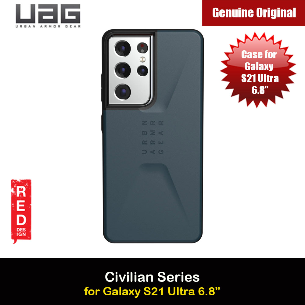 Picture of UAG Civilian Series Drop Protection Case for Samsung Galaxy S21 Ultra 6.8 inches (Mallard) Samsung Galaxy S21 Ultra 6.8- Samsung Galaxy S21 Ultra 6.8 Cases, Samsung Galaxy S21 Ultra 6.8 Covers, iPad Cases and a wide selection of Samsung Galaxy S21 Ultra 6.8 Accessories in Malaysia, Sabah, Sarawak and Singapore