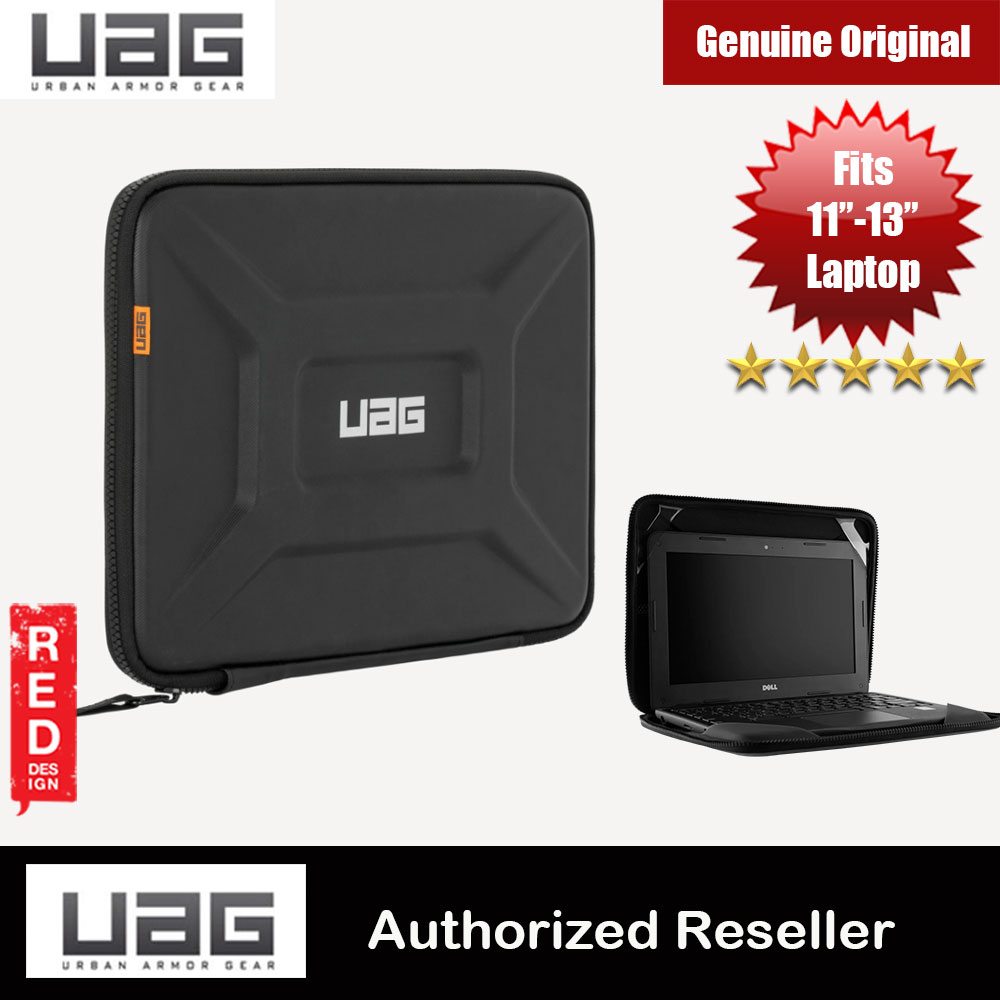 "Picture of UAG Medium Sleeve Laptop Sleeve fit up to 11 inches 12 inches 13 inches Laptop Macbook Macbook Air Retina 13 Macbook Pro 13 Two Thunderbolt 3 Port Macbook Pro 13 Four Thunderbolt 3 Port (Black) Apple Macbook 12""- Apple Macbook 12"" Cases, Apple Macbook 12"" Covers, iPad Cases and a wide selection of Apple Macbook 12"" Accessories in Malaysia, Sabah, Sarawak and Singapore"