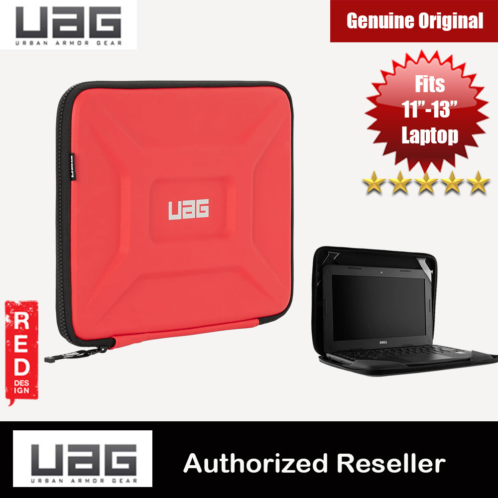 "Picture of UAG Medium Sleeve Laptop Sleeve fit up to 11 inches 12 inches 13 inches Laptop Macbook Macbook Air Retina 13 Macbook Pro 13 Two Thunderbolt 3 Port Macbook Pro 13 Four Thunderbolt 3 Port (Magma) Apple Macbook 12""- Apple Macbook 12"" Cases, Apple Macbook 12"" Covers, iPad Cases and a wide selection of Apple Macbook 12"" Accessories in Malaysia, Sabah, Sarawak and Singapore"