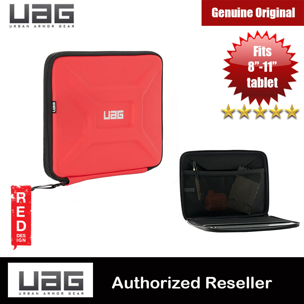 Picture of UAG Small Sleeve Tablet Sleeve fit up to 11 inches iPad Tablets (Magma) Apple iPad Pro 9.7- Apple iPad Pro 9.7 Cases, Apple iPad Pro 9.7 Covers, iPad Cases and a wide selection of Apple iPad Pro 9.7 Accessories in Malaysia, Sabah, Sarawak and Singapore