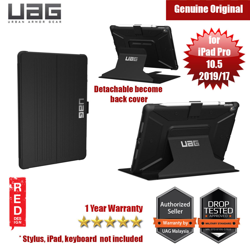 Picture of UAG Metropolis Protection Case for Apple iPad Air 10.5 2019 (Black) Apple iPad Air 3rd Gen 10.5 2019- Apple iPad Air 3rd Gen 10.5 2019 Cases, Apple iPad Air 3rd Gen 10.5 2019 Covers, iPad Cases and a wide selection of Apple iPad Air 3rd Gen 10.5 2019 Accessories in Malaysia, Sabah, Sarawak and Singapore