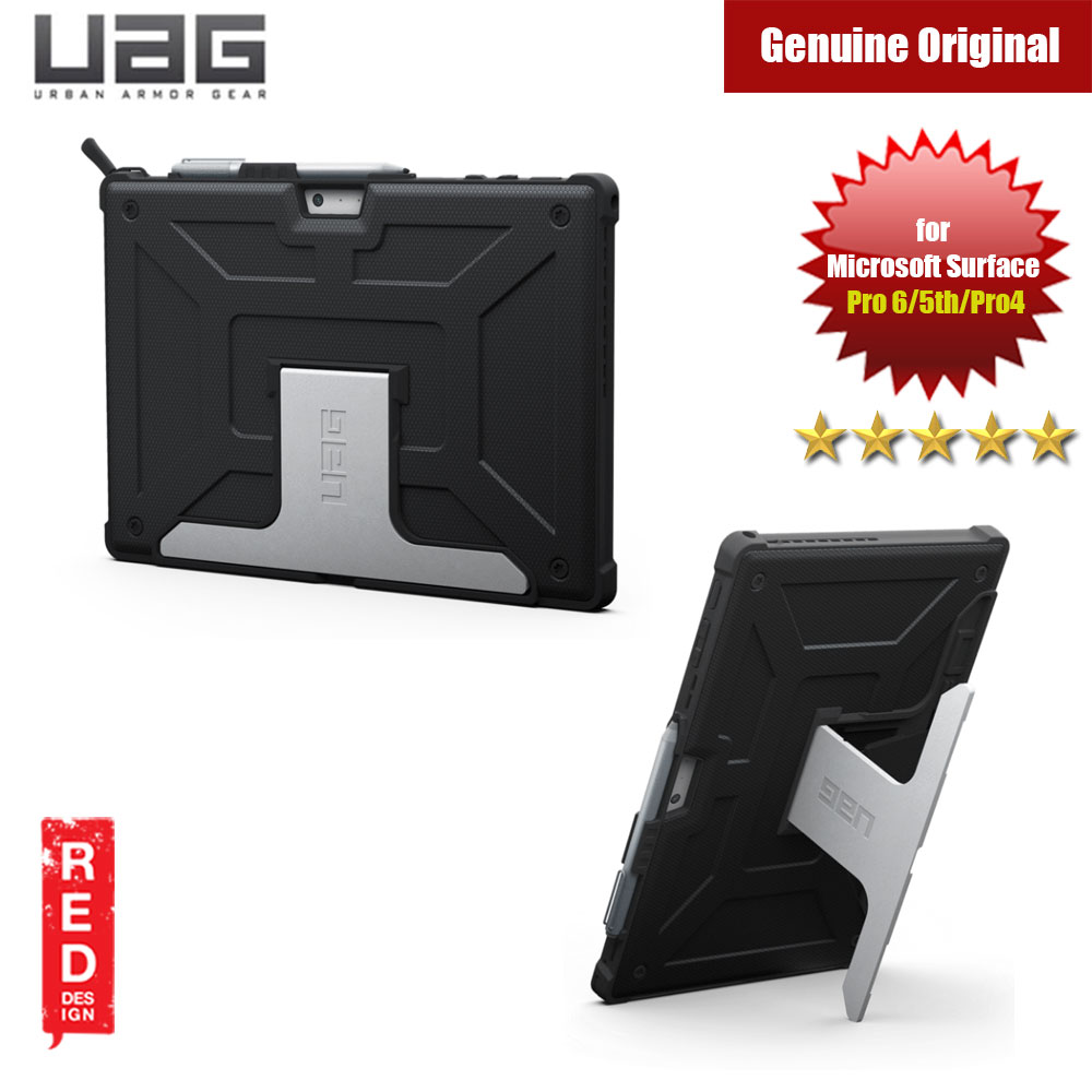 Picture of UAG Metropolis Series for Microsoft Surface Pro 6 Surface Pro 5th Gen Surface Pro 4 (Black) Microsoft Surface Pro 6- Microsoft Surface Pro 6 Cases, Microsoft Surface Pro 6 Covers, iPad Cases and a wide selection of Microsoft Surface Pro 6 Accessories in Malaysia, Sabah, Sarawak and Singapore