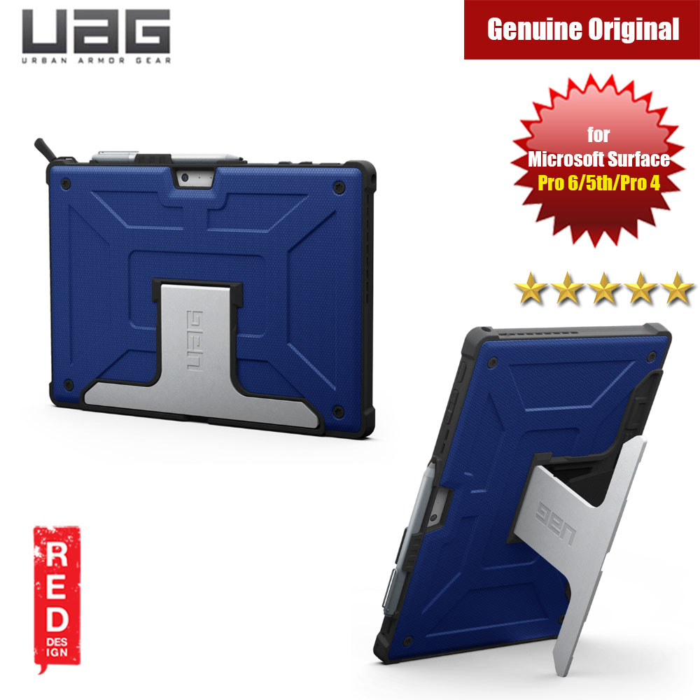 Picture of UAG Metropolis Series for Microsoft Surface Pro 6 Surface Pro 5th Gen Surface Pro 4 (Cobalt) Microsoft Surface 5th Gen- Microsoft Surface 5th Gen Cases, Microsoft Surface 5th Gen Covers, iPad Cases and a wide selection of Microsoft Surface 5th Gen Accessories in Malaysia, Sabah, Sarawak and Singapore