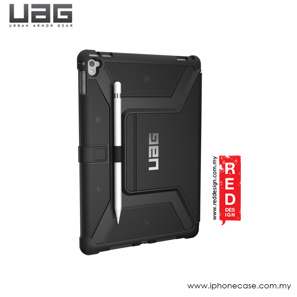 Picture of Apple iPad Pro 9.7 Case | UAG Rugged and Lightweight Metropolis Protection Case for Apple iPad Pro 9.7 2016 - Black