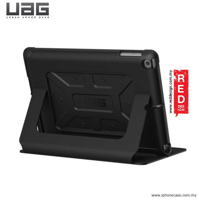 Picture of Apple iPad Air Case | UAG Rugged and Lightweight Metropolis Protection Case for Apple iPad 9.7 2017 iPad Air - Black