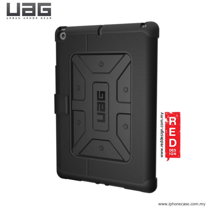 Picture of UAG Rugged and Lightweight Metropolis Protection Case for Apple iPad 9.7 2017 iPad Air - Black Malaysia Singapore: Apple iPad Air- Apple iPad Air Cases, Apple iPad Air Covers, iPad Cases and a wide selection of Apple iPad Air Accessories in Malaysia, Sabah, Sarawak and Singapore