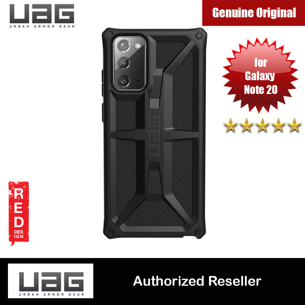 Picture of UAG Urban Armor Gear Protection Case Monarch Series for Samsung Galaxy Note 20 6.7 (Black) Samsung Galaxy Note 20- Samsung Galaxy Note 20 Cases, Samsung Galaxy Note 20 Covers, iPad Cases and a wide selection of Samsung Galaxy Note 20 Accessories in Malaysia, Sabah, Sarawak and Singapore