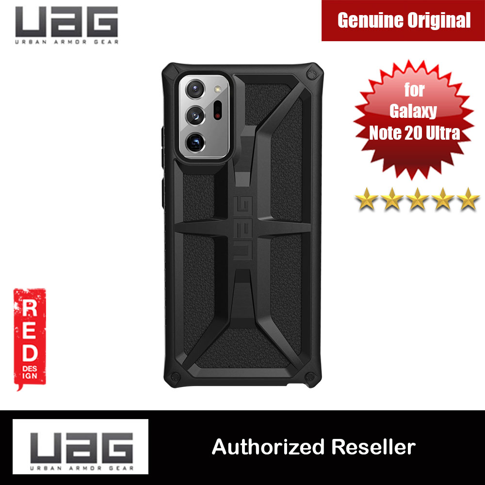 Picture of UAG Urban Armor Gear Protection Case Monarch Series for Samsung Galaxy Note 20 Ultra 6.9 (Black) Samsung Galaxy Note 20 Ultra- Samsung Galaxy Note 20 Ultra Cases, Samsung Galaxy Note 20 Ultra Covers, iPad Cases and a wide selection of Samsung Galaxy Note 20 Ultra Accessories in Malaysia, Sabah, Sarawak and Singapore