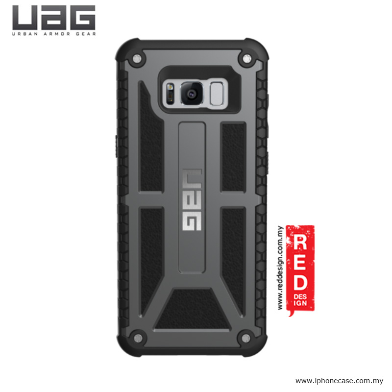 Picture of Samsung Galaxy S8 Case | UAG Monarch Series Military Grade Protection Case for Samsung Galaxy S8 - Graphite