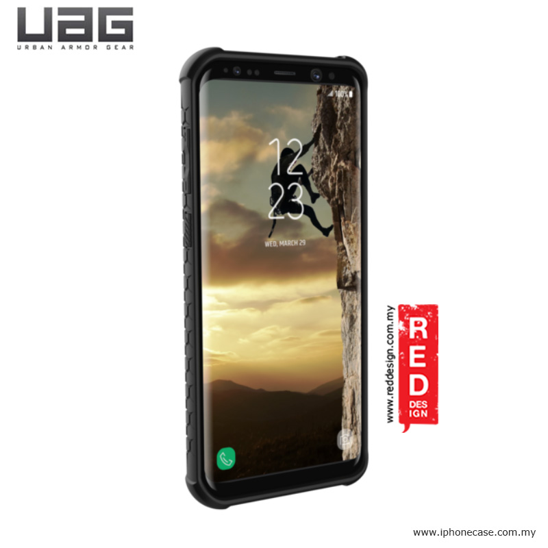 Picture of UAG Monarch Series Military Grade Protection Case for Samsung Galaxy S8 Plus - Graphite Malaysia Singapore: Samsung Galaxy S8 Plus- Samsung Galaxy S8 Plus Cases, Samsung Galaxy S8 Plus Covers, iPad Cases and a wide selection of Samsung Galaxy S8 Plus Accessories in Malaysia, Sabah, Sarawak and Singapore