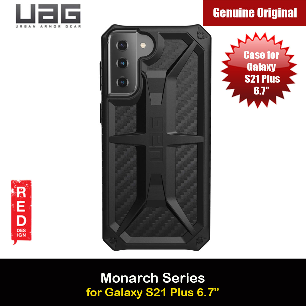 Picture of UAG Urban Armor Gear Protection Case Monarch Series for Samsung Galaxy S21 Plus 6.7 (Black) Samsung Galaxy S21 Plus 6.7- Samsung Galaxy S21 Plus 6.7 Cases, Samsung Galaxy S21 Plus 6.7 Covers, iPad Cases and a wide selection of Samsung Galaxy S21 Plus 6.7 Accessories in Malaysia, Sabah, Sarawak and Singapore