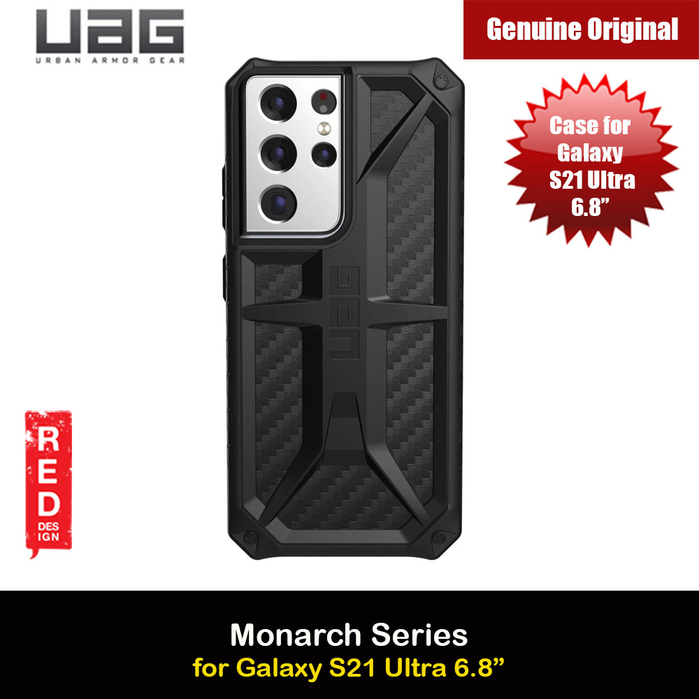 Picture of UAG Urban Armor Gear Protection Case Monarch Series for Samsung Galaxy S21 Ultra 6.8 (Black) Samsung Galaxy S21 Ultra 6.8- Samsung Galaxy S21 Ultra 6.8 Cases, Samsung Galaxy S21 Ultra 6.8 Covers, iPad Cases and a wide selection of Samsung Galaxy S21 Ultra 6.8 Accessories in Malaysia, Sabah, Sarawak and Singapore