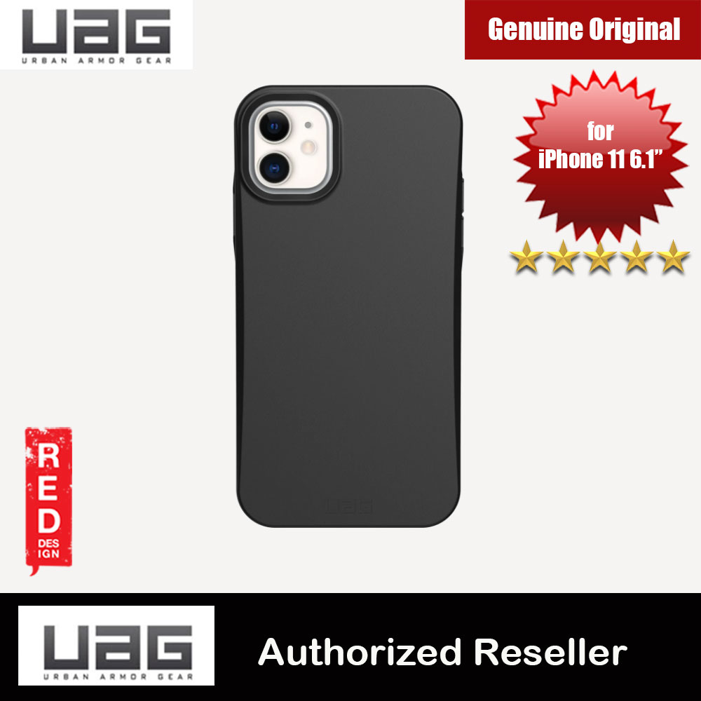 Picture of UAG Biogradable Outback Series Protection Case for Apple iPhone 11 6.1 (Black) Apple iPhone 11 6.1- Apple iPhone 11 6.1 Cases, Apple iPhone 11 6.1 Covers, iPad Cases and a wide selection of Apple iPhone 11 6.1 Accessories in Malaysia, Sabah, Sarawak and Singapore